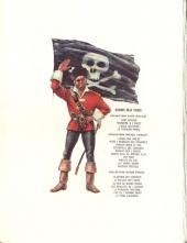 Verso de Barbe-Rouge -1a1968- Le démon des Caraïbes