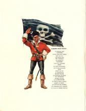 Verso de Barbe-Rouge -3a75- Le fils de Barbe-Rouge