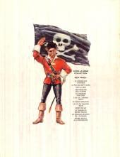 Verso de Barbe-Rouge -6a1972- Le vaisseau fantôme