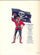 Verso de Barbe-Rouge -6c1977- Le vaisseau fantôme