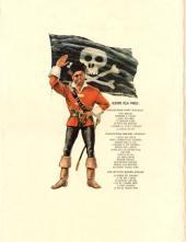 Verso de Barbe-Rouge -10- Mort ou vif