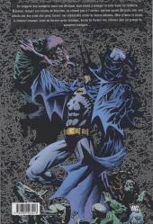 Verso de Batman & Dracula -1- Pluie de sang