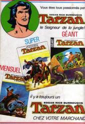 Verso de Batman Géant (Sagédition - 1re série) -11- Rançon : trois millions de dollars