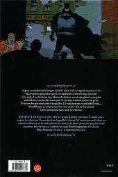 Verso de Batman (DC Icons) -9- Gotham au XIXe siècle