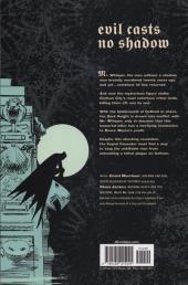 Verso de Batman: Legends of the Dark Knight (1989) -INT- Batman gothic