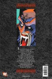 Verso de Batman & Dracula -2- L'héritage de Dracula