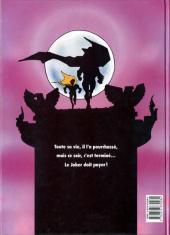 Verso de Batman - Dark Knight -23- La Traque