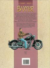 Verso de Baxter -2- OVNI