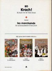 Verso de BD + -3- Krach !