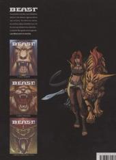 Verso de Beast -2- Amrath, la reine sauvage