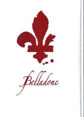 Verso de Belladone -3TL- Louis