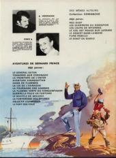 Verso de Bernard Prince -7b1978- La fournaise des damnés
