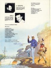 Verso de Bernard Prince -4a1980- Aventure à Manhattan