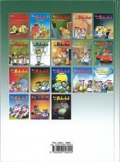Verso de Les bidochon (Petit format) -10- Usagers de la route