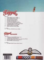 Verso de Biggles -9b- La 13e Dent du Diable