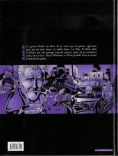Verso de Black Op -6- Tome 6