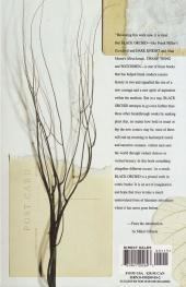 Verso de Black Orchid (1988) -INT- Black orchid