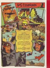 Verso de Blake et Mortimer -1TLa- Le Secret de l'Espadon