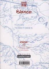 Verso de Blanco - Le Chien Blanco -1a09- La poursuite