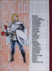 Verso de Blason d'Argent -11- La Légende du Marais