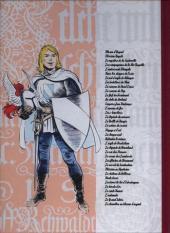 Verso de Blason d'Argent -4a- Les sept boucliers