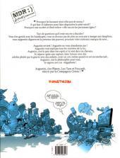 Verso de Le blogustin de Augustin -2- Ceci n'est toujours pas un ouvrage pour la jeunesse