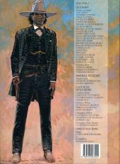 Verso de Blueberry -12d1999- Le spectre aux balles d'or
