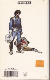 Verso de Blueberry -12Poch- Le Spectre aux balles d'or