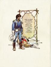 Verso de Blueberry -3a1971- L'aigle solitaire
