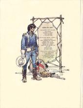 Verso de Blueberry -4- Le cavalier perdu
