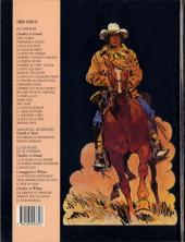 Verso de Blueberry -4e1994- Le cavalier perdu