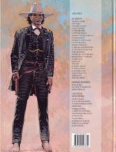 Verso de Blueberry -5d1996- La piste des Navajos