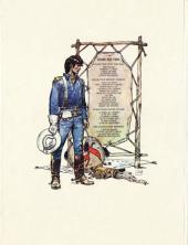 Verso de Blueberry -6'- L'homme à l'étoile d'argent