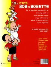 Verso de Bob et Bobette (P'tits) -7- Plaisir de rire