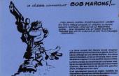 Verso de Bob Marone -HS2- Les gâcheurs de dinosaures