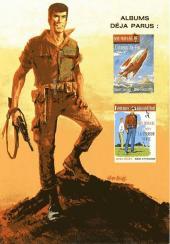 Verso de Bob Morane 9 (Divers) -5PIR- Bob Morane contre la terreur verte