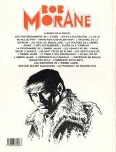 Verso de Bob Morane 3 (Lombard) -32- Le président ne mourra pas
