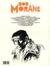 Verso de Bob Morane 3 (Lombard) -35- La guerre des baleines