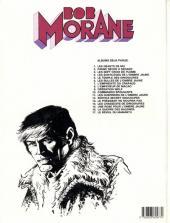 Verso de Bob Morane 3 (Lombard) -36- Le réveil du Mamantu
