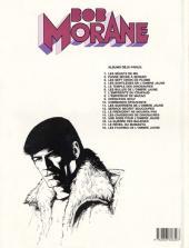 Verso de Bob Morane 3 (Lombard) -37- Les fourmis de l'ombre jaune
