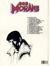Verso de Bob Morane 3 (Lombard) -38- Le Dragon des Fenstone