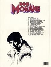 Verso de Bob Morane 3 (Lombard) -39- Les otages de l'ombre jaune