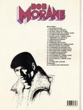 Verso de Bob Morane 3 (Lombard) -41- Le tigre des lagunes