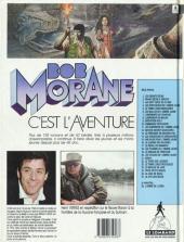 Verso de Bob Morane 3 (Lombard) -46- La cité des rêves