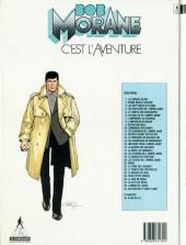 Verso de Bob Morane 3 (Lombard) -48- Un parfum d'Ylang-Ylang