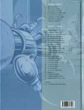 Verso de Bob Morane 3 (Lombard) -52- La revanche de l'Ombre Jaune