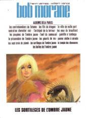 Verso de Bob Morane 3 (Lombard) -23a- Les sortilèges de l'Ombre jaune