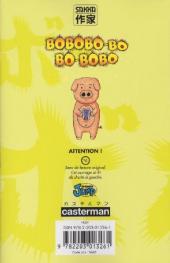 Verso de Bobobo-bo Bo-bobo -7- Tome 7