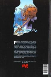 Verso de Bone (Delcourt, en noir et blanc) -HS2- Big Johnson Bone contre les rats-garous