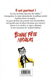 Verso de Bonne fête Nicolas